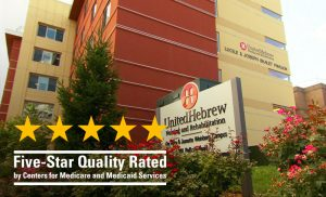 United Hebrew of New Rochelle in Westchester - 5 Stars