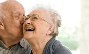 finding love in senior living community