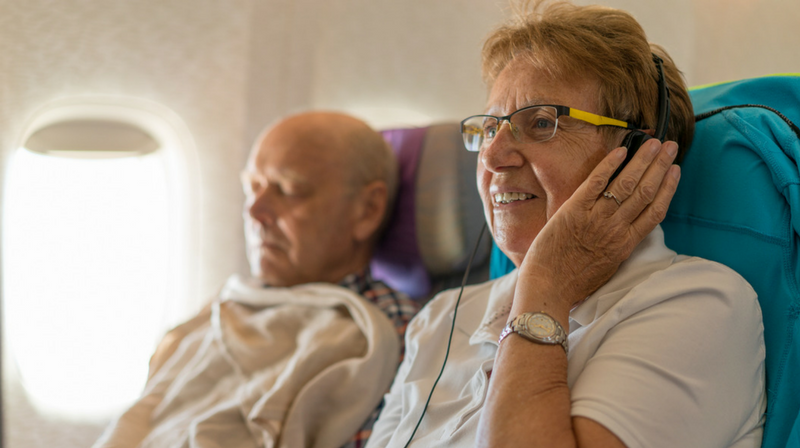 traveling with Alzheimer's