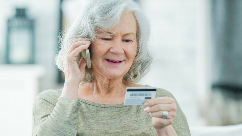 senior scams and how to avoid them